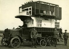 1918 bus pigeon - Google Search