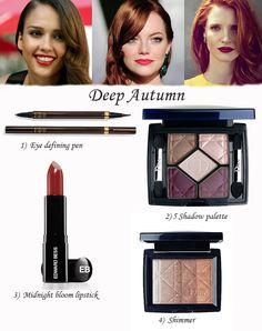 Deep Autumn celebrities