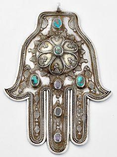 Antique Hamsa