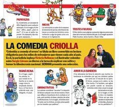 La comedia criolla | Semana.com Colombia a comedy of errors...