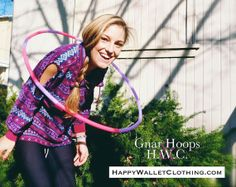 Multicolored Polypro Gnarlypro Collection Custom by GnarHoops Open-shoulder Fleece Outdoor Shirt, fabu for hooping!