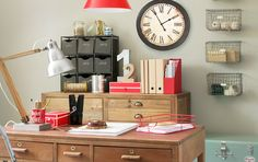 Office Refresh: Stylish Accents - Gilt Home