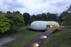 Gallery of Smiljan Radic's Serpentine Pavilion / Images by Danica O. Kus - 16