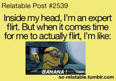 I just died. I love the minions!