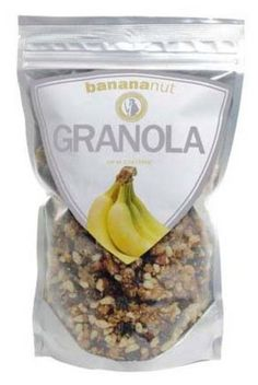 I'm learning all about Leila Bay Trading Company Banana Nut Granola Pouches at @Influenster!