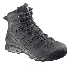 Salomon Quest 4D GTX Hiking Boots (black)