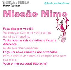 Casa Fly: Babysteps, Missão do dia, Foco do dia e Plano Semanal Control Journal, Baby Steps, Clean House, Organization, Quotes, Flylady, Mental And Emotional Health, Cleaning Routines, Psychology Facts