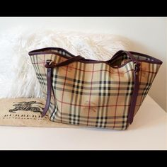 I just added this to my closet on Poshmark: Burberry Satchel. Price: $455 Size…