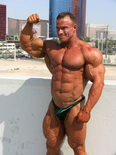 bbfan: musclegods2: Oh yes! I'm about to cream my pants.. Sigh! Ronny Rockel - Mr. Olympia 2009. View All Posts Of Ronny Rockel One of my All Time Favorites!