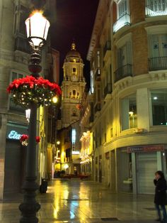 Malaga old town, Cathedral