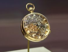 The most expensive watch in the world 2014: BREGUET GRANDE COMPLICATION MARIE-ANTOINETTE ~ Price: $30.000.000