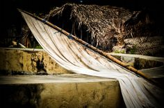 "Photograph ""Still Life with Dhow Sail, Zanzibar"" by Kallie Erasmus on 500px"