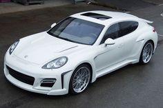 Porsche Panamera Widebody by FAB Design photo