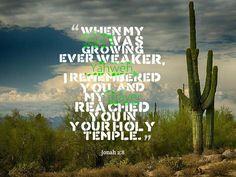 Jonah 2:8 Prophet Jonah, Prayers, Prayer, Beans
