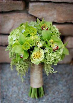 Pantone's 2017 Color: 28 Greenery Wedding Ideas