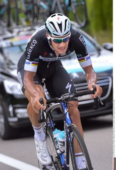 Tom Boonen (Omega Pharma-Quick Step) Photo: © Tim de Waele/TDW Sport