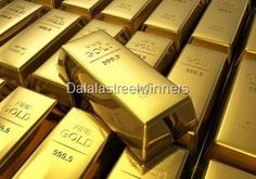 Gold slips equity rallies