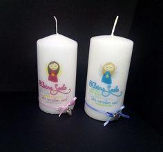 Kerze für ein Sternenkind Pillar Candles, Grief, Candles