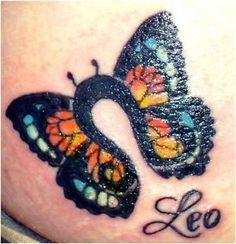 10 Brilliant Leo Tattoo Ideas