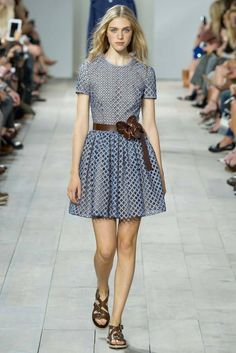 Michael Kors Lente/Zomer 2015 (27)  - Shows - Fashion