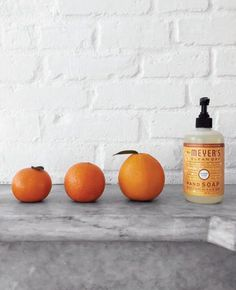 Our limited edition Orange Clove scent will bring a little bit of spice and a whole lot of nice to your hard-working hands.