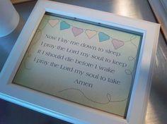 Nursery art decor unframed art print baby by SweetMeadowDesigns, $15.00