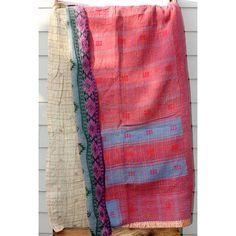 Sari Throws