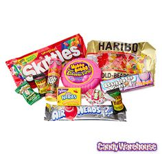 Classic Candy Gift Box: 1990's