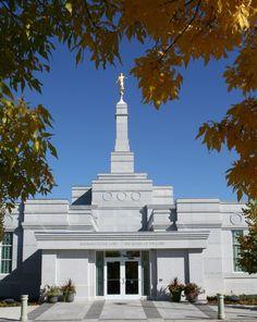 Regina Saskatchewan Temple - Canada - LDS.Org #Mormons #LDS