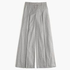 J.Crew - Collection ultra-wide-leg pant in Italian wool