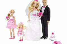 Barbie and Ken Wedding Set No description (Barcode EAN = 0746775361624). http://www.comparestoreprices.co.uk/barbie-dolls/barbie-and-ken-wedding-set.asp
