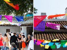 Santa Barbara Wedding at El Presidio Chapel: Perrin + Michael