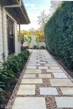 Love the layout and garden design by @urban.ecosystems.landscapes at @hausistas new home featuring our Laguna Sandstone steppers. Practical and beautiful! #3dstone #laguna #sandstone #stonesteppers #steppers #architecturephotography #stone #tiles #pavers #flooring Natural Stone Pavers, Natural Stones, Modern Backyard Design, Garden Design, Sandstone Pavers, Stone Tiles, Garden Paths, Stepping Stones, New Homes