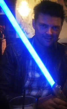 Well, hello Jedi!