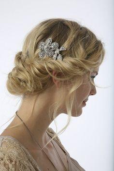 Bogemian Victorian hair