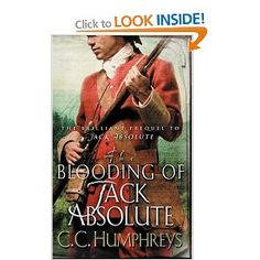 """The Blooding of Jack Absolute"" by C.C. Humphreys - This is the first novel that I've read that mentions what happened in Canada in 1759 - and lo and behold, it's by a Canadian-British author.  Part historical fiction novel, part comedy and part coming of age story, this is my favourite book in his Jack Absolute series."