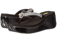 VOLATILE - Lexie (Black) Women's Sandals