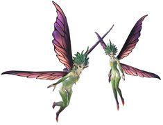 Final Fantasy XIV expansion Shadowbringers arrives July reveals Gunbreaker job and NieR Automata raid - Nova Crystallis Final Fantasy Xiv, Final Fantasy Artwork, Fantasy Rpg, Fantasy World, Fantasy Creatures, Mythical Creatures, Fantasy Forest, Monster Design, Dragon Art
