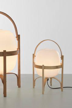 Cestita Lamp - AJAR furniture and design