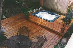 Deck Plans With Hot Tub | Joy Studio Design Gallery - Best ...