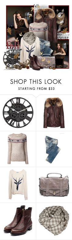 """""""№ 481"""" by olga3001 ❤ liked on Polyvore featuring Kristin Cavallari, WALL, Parajumpers, Forte Forte, Diesel, Wildfox, Proenza Schouler, Rupert Sanderson and AllSaints"""