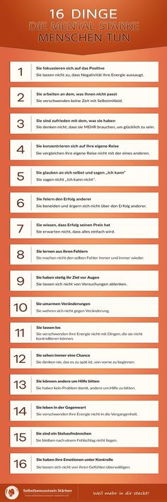 16 Dinge, die mental starke Menschen tun 16 things that mentally strong people do Coaching, Joelle, Mental Training, Mentally Strong, Mind Tricks, Self Development, Better Life, Self Improvement, Good To Know