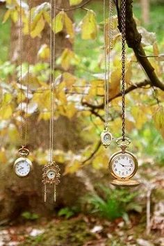 Time........ I need a bunch of clocks... and pocket watches.