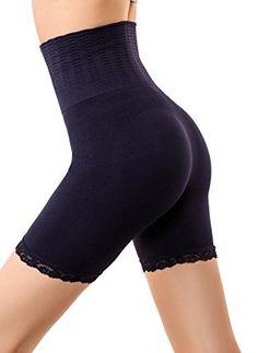 edc11953a6 MD Women s Shapewear Inner Thigh High Waist Tummy Shaper ... https