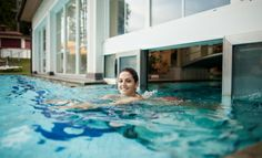 Time in and around the pool will certainly leave you feeling refreshed