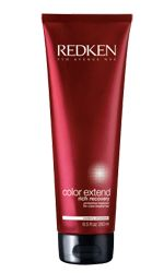 Protective treatment for color treated hair that provides deep conditioning to leave hair, manageable and vibrant. Specially formulated to provide stronger protection to extend life of hair color, this treatment for color treated hair uses Fade Resist Complex with UVA