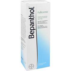 BEPANTHOL Fußcreme:   Packungsinhalt: 100 ml Creme PZN: 07263636 Hersteller: Bayer Vital GmbH Preis: 8,38 EUR inkl. 19 % MwSt. zzgl.…