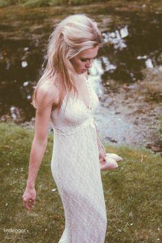 Lili – traumhaftes 70er Jahre Hippie-Kleid