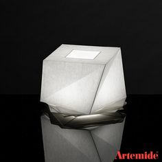 Artemide Mogura Table Lamp, Artemide Floor Lamp – $980