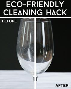 Spotless shine without chemicals.